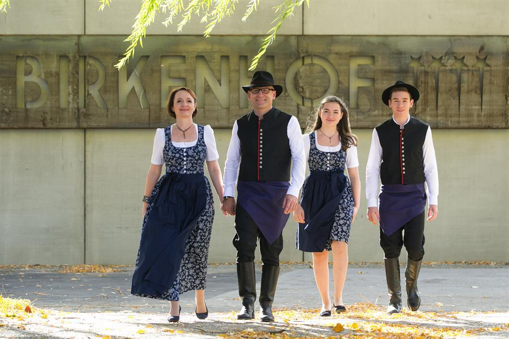 Familie Beck Tracht