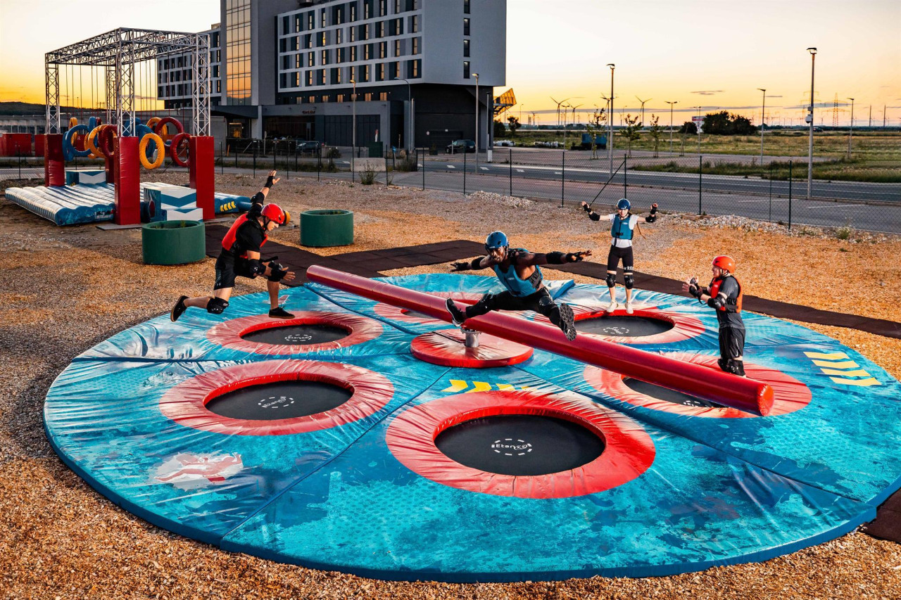 Wipeout Park 4